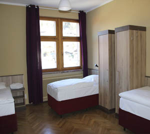 hostel berchtesgaden unsere zimmer. Black Bedroom Furniture Sets. Home Design Ideas